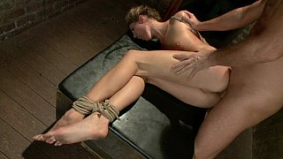 Kara Price gets bound and fucked