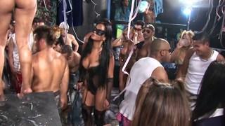 Brazilian hardcore carnival