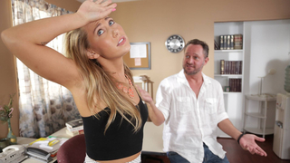 hardcore rough sex with blonde