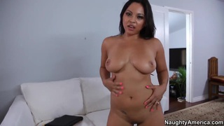Perfect Adrianna Luna fucks with Will Powers