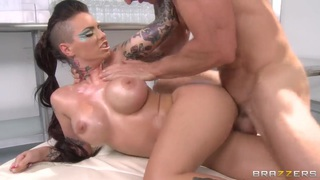Christy Mack gets nailed by Johnny Sins