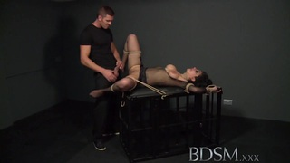 BDSM XXX Nasty slaves learn the hard way