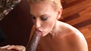 Glamour 40yo lady prefers huge black penis