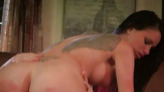 Huge boobs babe Raven Bay pussy banged