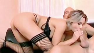 Elisa the Talented Horny Slut rides  Her boyfriends Cock