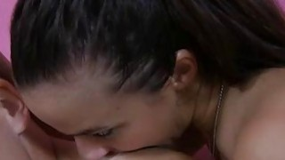 Femdom Biting fetish video with sweet innocent Amira
