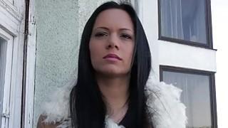 Euro chick Charlotte slammed in public