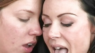 Kendra Lust and Maddy Oreilly horny 3way