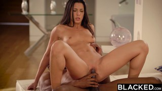 First Interracial For Babe Alexa Tomas