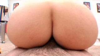 Perfect doggyfuck of pale skin chubby hoe Caroline Pierce