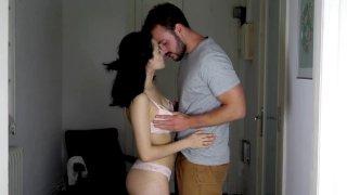 Couple makes passionate love