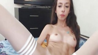I Found my Teen Petite Neighbor is a Webcam Girl