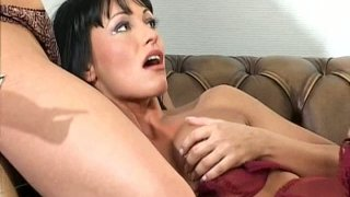 Lucinda prefers passionate  grlfriends and horny dudes