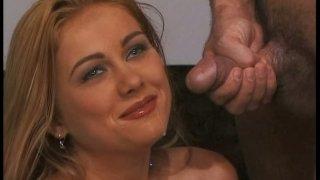 Mind-blowing pornstar Gabriella Tchekan in hard group sex video