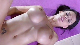 Peta Jensen gets fucked hard doggystyle