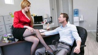 Lauren Phillips is a Demanding Boss!