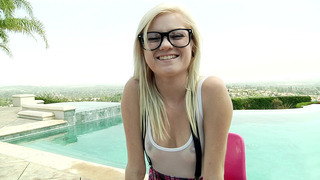 Sweet schoolgirl Chloe Foster tells us a bit about herself