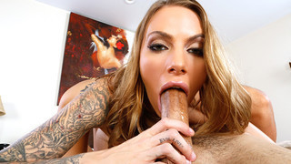 Juelz Ventura & Ryan Driller in My Dad Shot Girlfriend