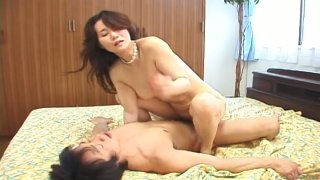Furious sex with Arisa Matsumoto on cam