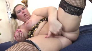 Chunky Stripper Wife Encore